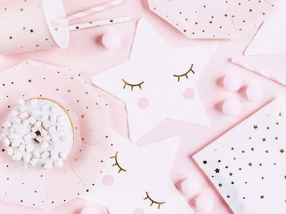 Picture of Little Star Paper Napkins 1st Birthday