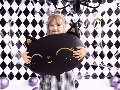 Picture of CAT HALLOWEEN PARTY BALLOONS